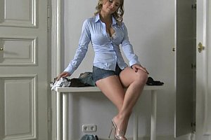 two great lesbians have fun with