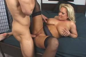 mature woman forced to blow and titfuck a stranger guy
